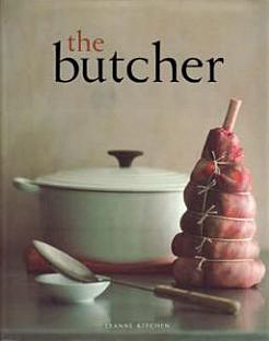 The Butcher by Leanne Kitchen