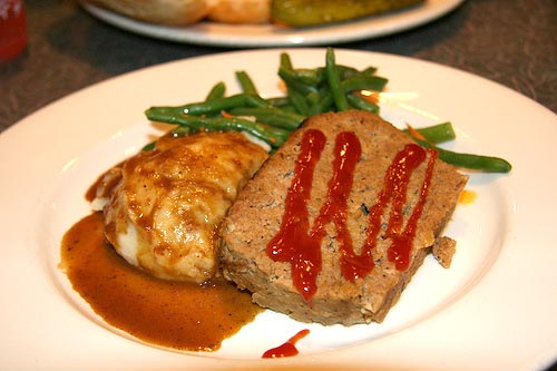 A classic meatloaf recipe