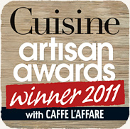 Canterbury couple brings home the bacon in Cuisine 2011 Artisan Awards