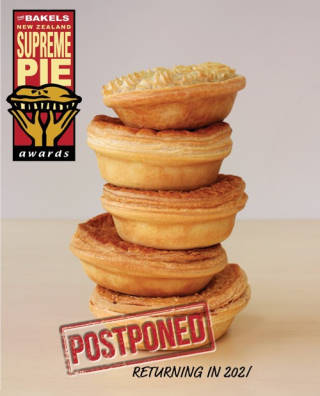 Supreme pie awards are postponed until 2021