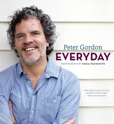 Peter Gordon EVERYDAY recipe book cover