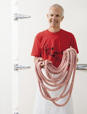 A sausage wins 2009 Cuisine Artisan Awards