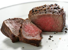 How to cook a beef fillet
