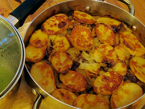 Betty Turpin's Lancashire hotpot recipe