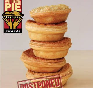 Bakels Supreme Pie Award postponed until 2021